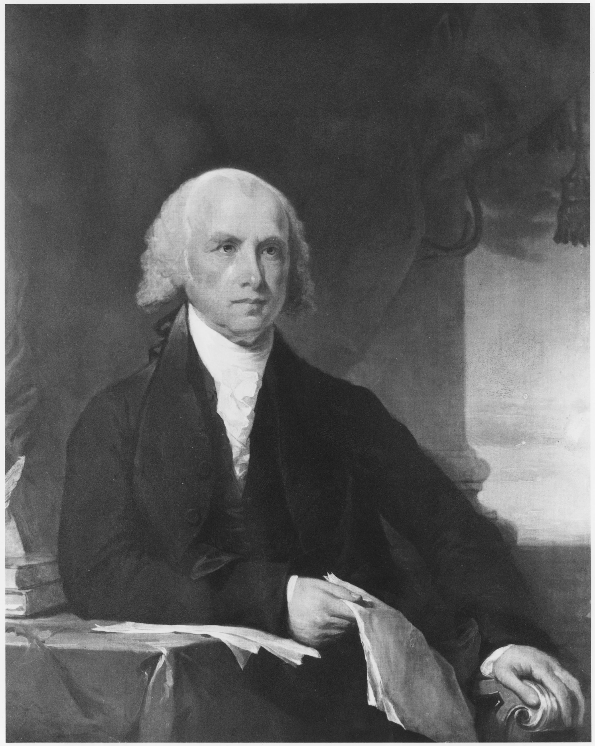 James Madison. (National Archives Identifier 532836)