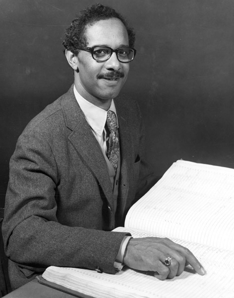 James D. Walker, Research Consultant, 1973. (National Archives Identifier 3493293)