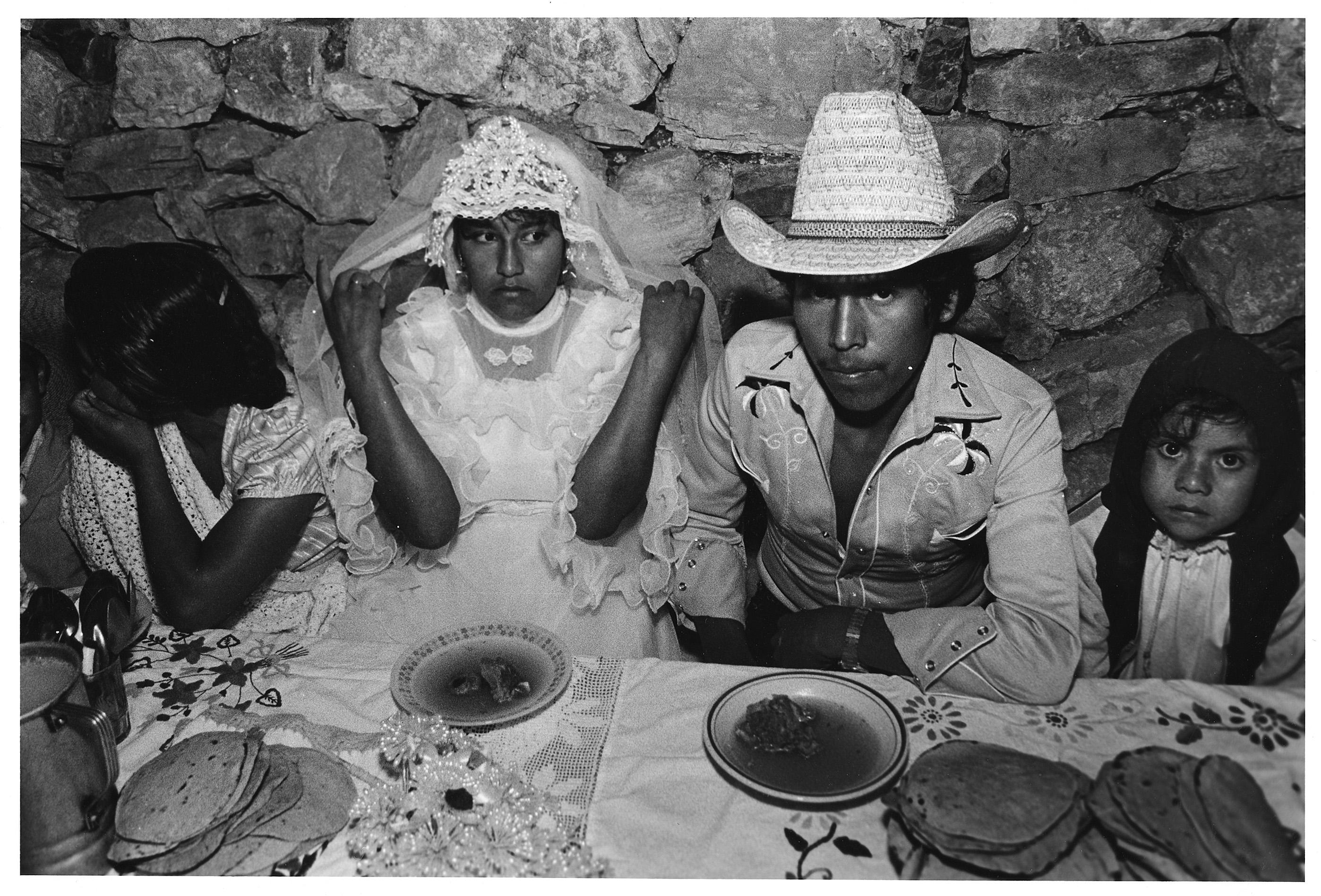 Photo_Wedding_Rural_Queretero_1985_Phil_Decker_Congressional_Hispanic_Caucus_RG233_001