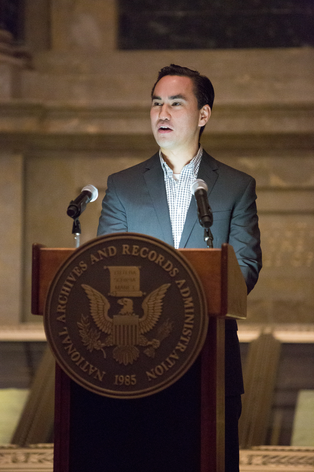 Bill of Rights Day Naturalization Ceremony