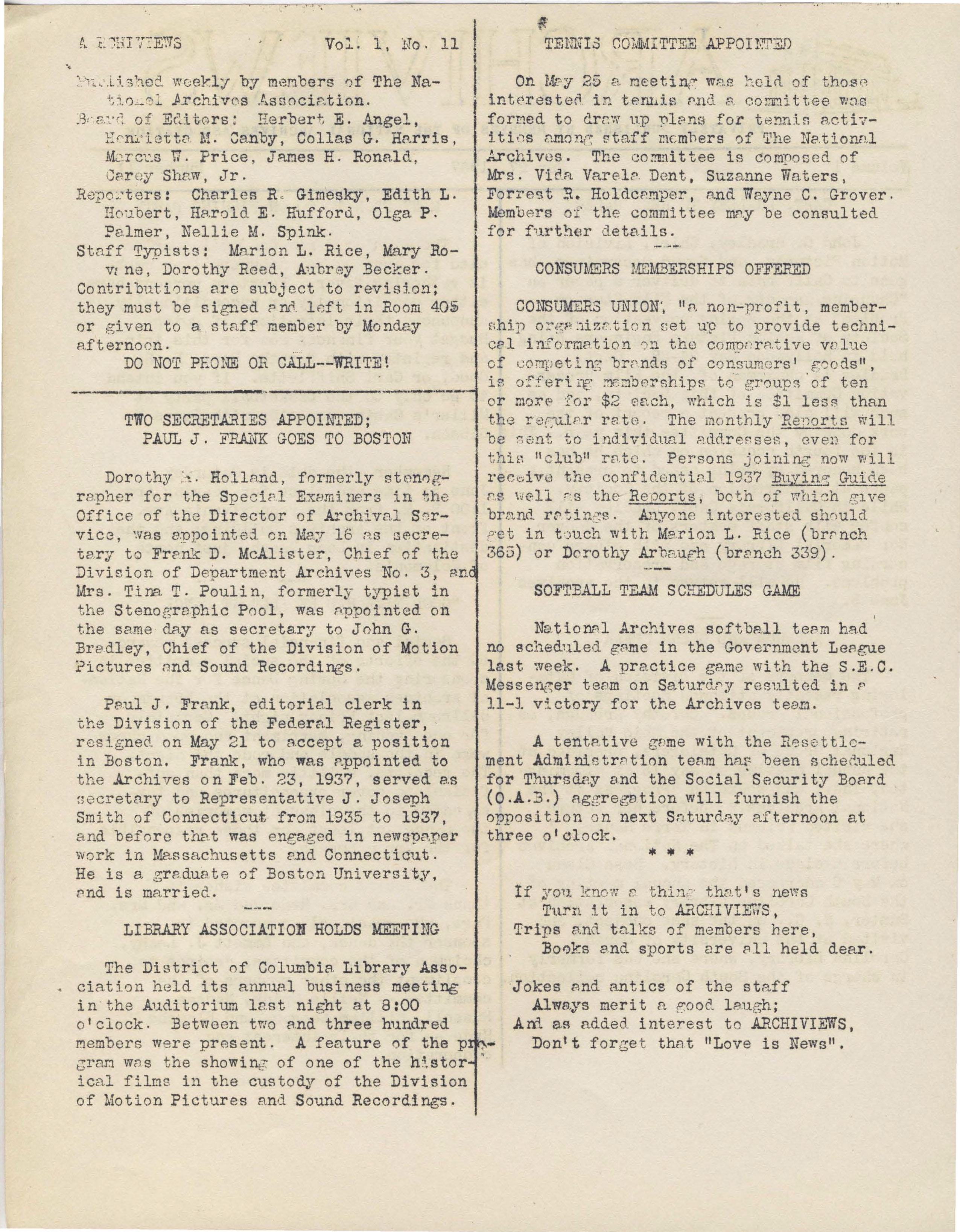 Pages from Archiviews, 1937 - 05-27